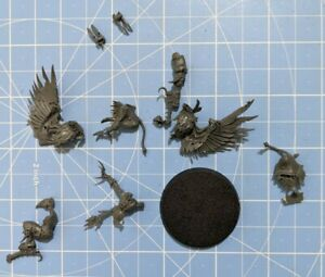 Warcry Corvus Cabal Shrike Talon clipped from sprue Slaves to Darkness