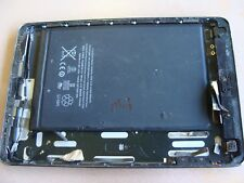 OEM Apple iPad MIIN 1 Housing Back Cables Buttons Battery