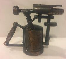 Vintage Miniature Metal Pencil Sharpener Torch Hong Kong Doll House