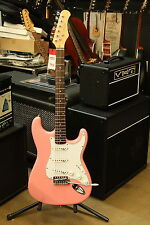 *NEW* Stagg S300 Pink Standard Electric Guitar w/ S Style Bridge