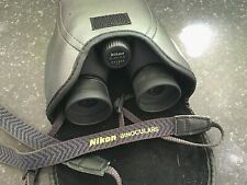 NIKON TRAVELITE BINOCULARS 8X25 5.6 031434AK NIKON STRAP & SOFT CASE VGC