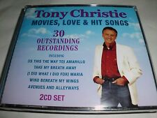 Movies,Love & Hit Songs -Tony Christie-Doppel CD--OVP