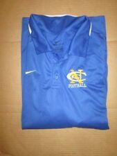 Mens NIKE DRI FIT  athletic collared golf polo shirt XL