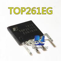 5PCS TOP261EN ESIP-7 TOP261EG Enhanced EcoSmart Integrated Off-Line Switcher new