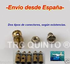 Conector ajustable de brazo servo, para varilla de hasta 2,1 mm. (5 und.)