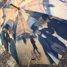 Vintage Shelta Brand Gallery Collection Art Parasol Umbrella