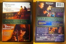 A Thousand Years Of Good Prayers/The Princess Of Nebraska (DVD) 2 FIlms!