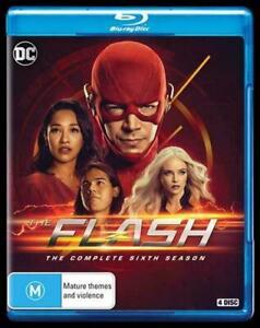 The Flash - Season 6 : NEW Blu-Ray