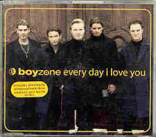 Boyzone - Every Day I Love You, CD-Maxi Pt.1