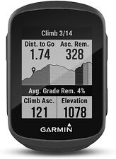 Garmin Edge 130 Plus GPS Bike Computer, Black