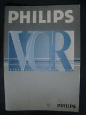 Bedienungsanleitung für Videorecorder Philips VR 666/02 Deutsch, France,Italiano