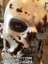 Terminator GENYSIS ENDOSKULL life size T 600 1:1  Bust statue CUSTOM PAINTED
