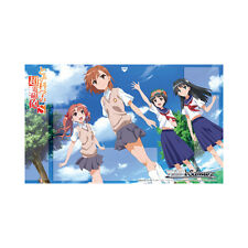 WeiB / Weiss Schwarz Certain Scientific Railgun S Cloth Playmat Play Mat