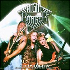 NIGHT RANGER - Tokyo Blitz CD