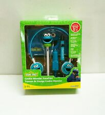 NEW COOKIE MONSTER Case, Headphones, Car Charger for DS Lite, DSi, DSi XL,
