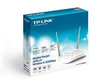 MODEM ROUTER 300MBPS WI-FI WIRELESS ADSL2+ ACCESS POINT WIFI TP-LINK TD-W8961N