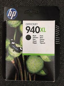 HP 940XL Black Ink Cartridge Neu & OVP