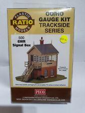 Ratio 500 GWR Signal Box kit OO scale