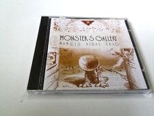 "NARCIS VIDAL TRIO ""MONSTER'S GALLERY"" CD 10 TRACKS COMO NUEVO"