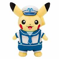 Pokemon Center Original Plush Doll Pikachu Pokemon Center Yokohama R