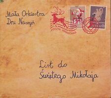 MAŁA Orkiestra Dni Naszych - List do Świętego Mikołaja [CD] POLISH