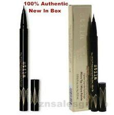 STILA Stay All Day Waterproof Liquid Eyeliner Micro Tip Brand New(Intense Black)