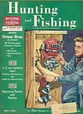 Hunting and Fishing--May 1950-----365