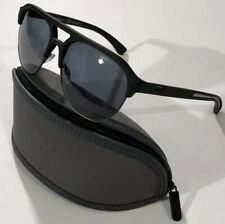 NWT EMPORIO ARMANI EA 4077 5063/81 RUBBERIZED POLARIZED SUNGLASSES 58/16/140