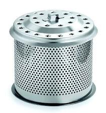 LotusGrill Ersatz Edelstahl-Kohlebehälter für den raucharmen Holzkohlegrill NEU