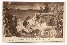 marseille,musée de longchamp,  porte de l'orient ,puvis de chavannes
