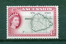 ASCENSION 1956 DEFINITIVES SG58 1d  MNH