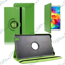 Cover Case Rotary Rotation 360° GREEN Samsung Galaxy Tab 4 8.0 SM-T335 4G LTE
