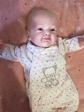 Bébé Reborn Sanya de Gudrun Legler