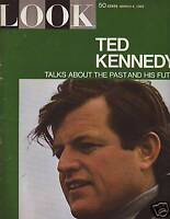 1969 LOOK-March 4-Ted Kennedy; Mother Teresa; Malcolm X