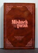 Mishneh Torah, Laws of Blessings and of Circumcision