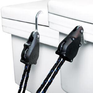 Heavy Duty Rope Ratchet Tie Down - Commercial Model