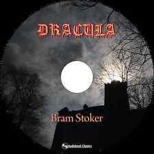 Dracula - Unabridged MP3 CD Audiobook in paper sleeve