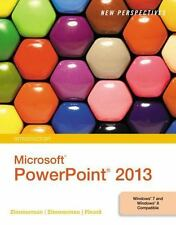 New Perspectives: Microsoft® Powerpoint® 2013 by S. Scott Zimmerman, Katherine …