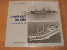 Sammlung Schiffahrt im Bild Linienfrachter I Hardcover!