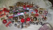 Lot Christmas Arts & Craft Jingle Bells Mix Sizes