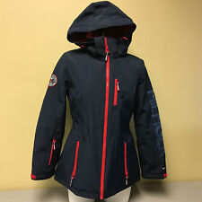 Tommy Hilfiger Womens Red 3-In-1 All Weather System...