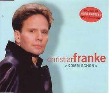Christian Franke Komm schon (2002) [Maxi-CD]