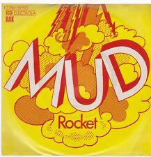 "7"" MUD Rocket / The Ladies (Glamrock) 70`s EMI RAK (Chinn-Chapman)"