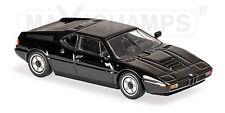 BMW M1 - 1979 - BLACK 940025021 Maxichamps / Minichamps 1:43 New!