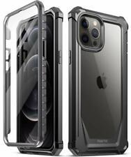 IPhone Pro 12/12/12 Mini/12 Pro Max a Prueba de Choques Funda Protectora Transparente