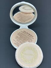 Vintage Mid Century Makeup Clairol Face Compact Unshine Beigetone Beige #53 USA