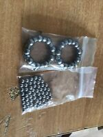 Raleigh Chopper/Grifter Headset & Cased Crank Bearings Free P&P