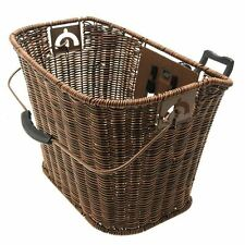 Muddyfox Wicker Basket Cycling Bicycle Bike Riding Accessories