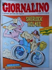 Giornalino n°43 1987 Robotix MB TOYS - Pon Pon Bottaro - Susanna [G.301]
