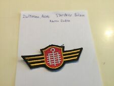 Switserland Police, Breast patch, Stadtpolizei Bulach , Kanton Zurich , Schweiz